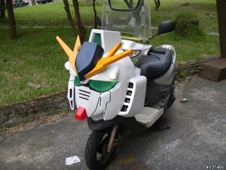 Gundam Bike