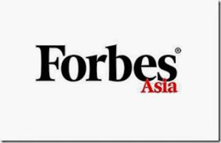 Syed Mokhtar, Tony Fernandes dalam senarai wira Forbes Asia