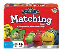 Chugginton Matching Game