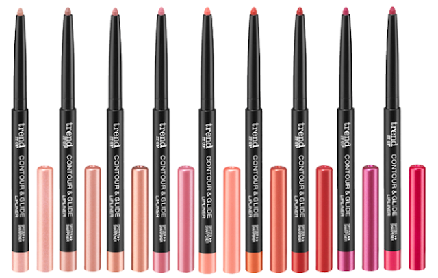 Trend It Up Contour And Glide Lipliner