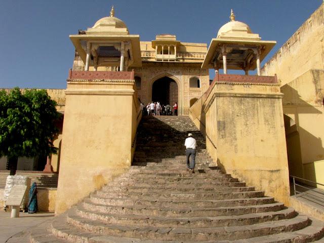 India - Fuerte Amber