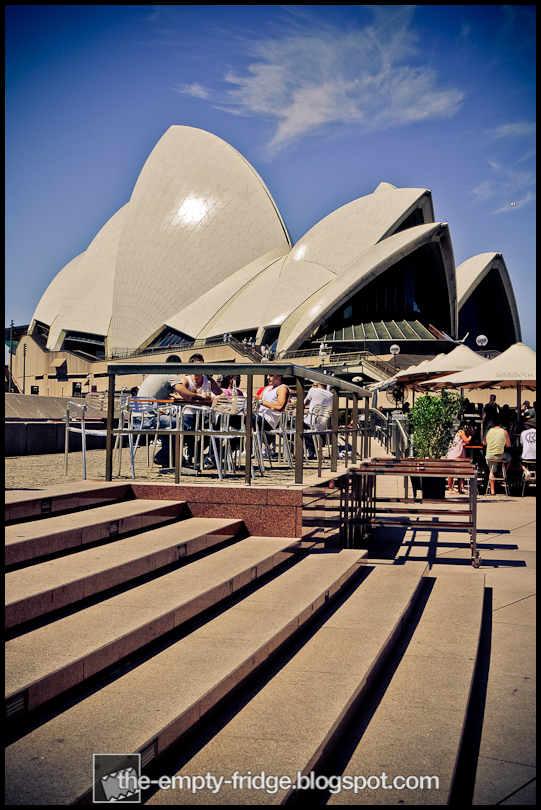 Opera Kitchen, Sydney Opera House