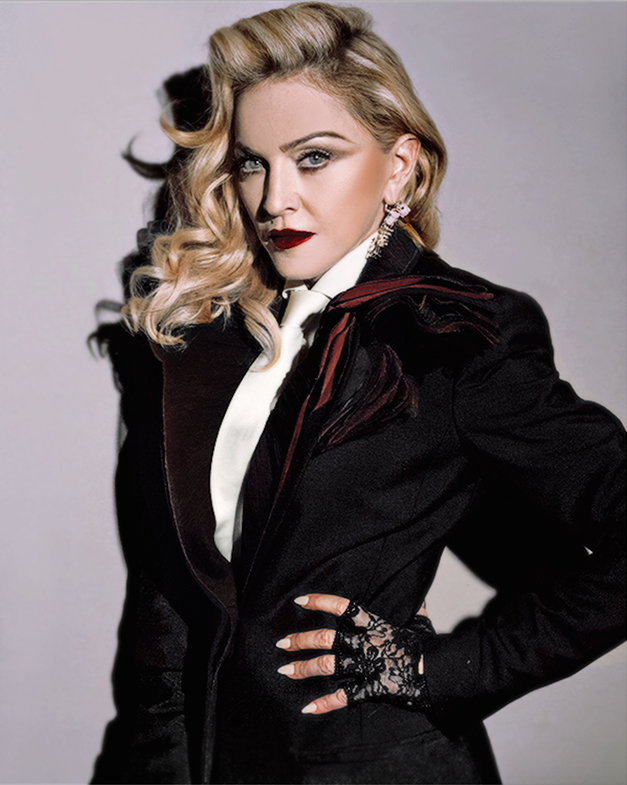 The madonna collection january 2016 strike a pose voltagebd Image collections