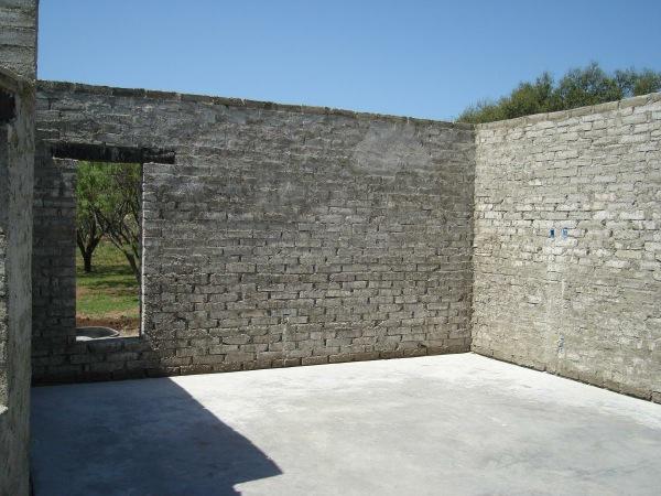 Marzua blox bloques de cemento y materiales reciclados - Muro de bloque de hormigon ...