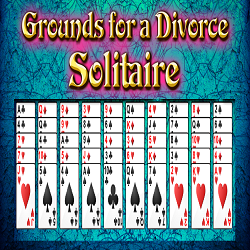 Grounds for a Divorce Solitaire Card Game