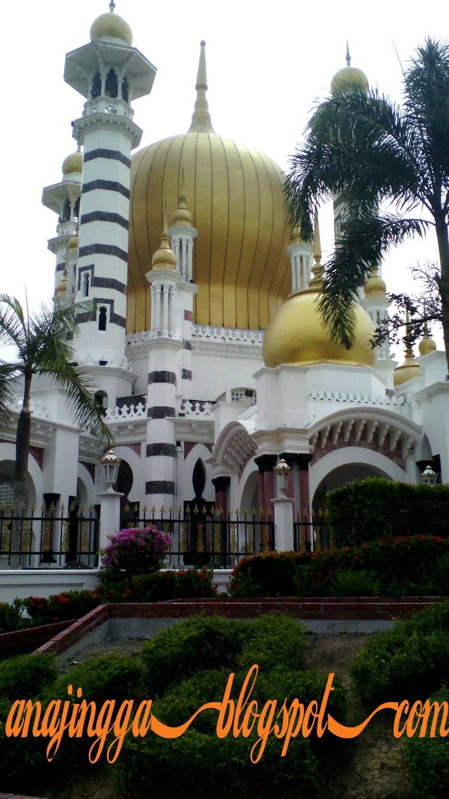 Masjid Ubudiah Kuala Kangsar Perak