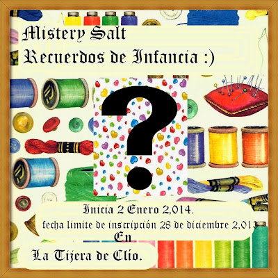 "♥ Mistery Salt ""Recuerdos de Infancia"". ♥"