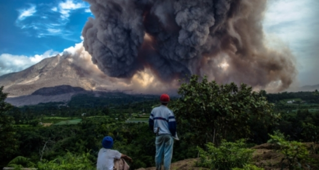 Korban Sinabung dapat 370 Hunian Tetap dari Pemerintah