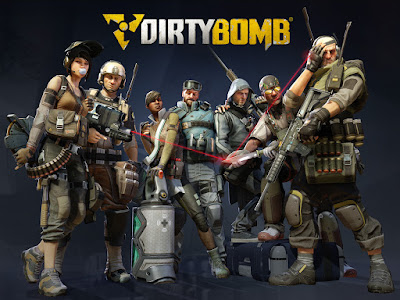 dirty bomb game