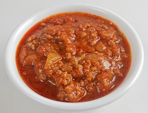 Behind the Bites: Chipotle Beef and Bean Chili