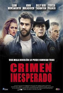 Crimen Inesperado (Cut Bank)