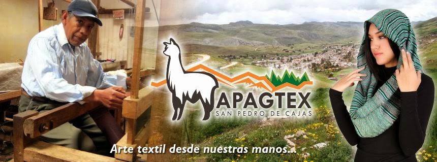 ARTESANÍA TEXTIL APAGTEX - San Pedro de Cajas