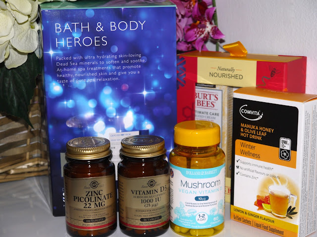 Have A Healthy & Happy Winter Thanks To Holland & Barrett!Enter The Giveaway NOW!!!