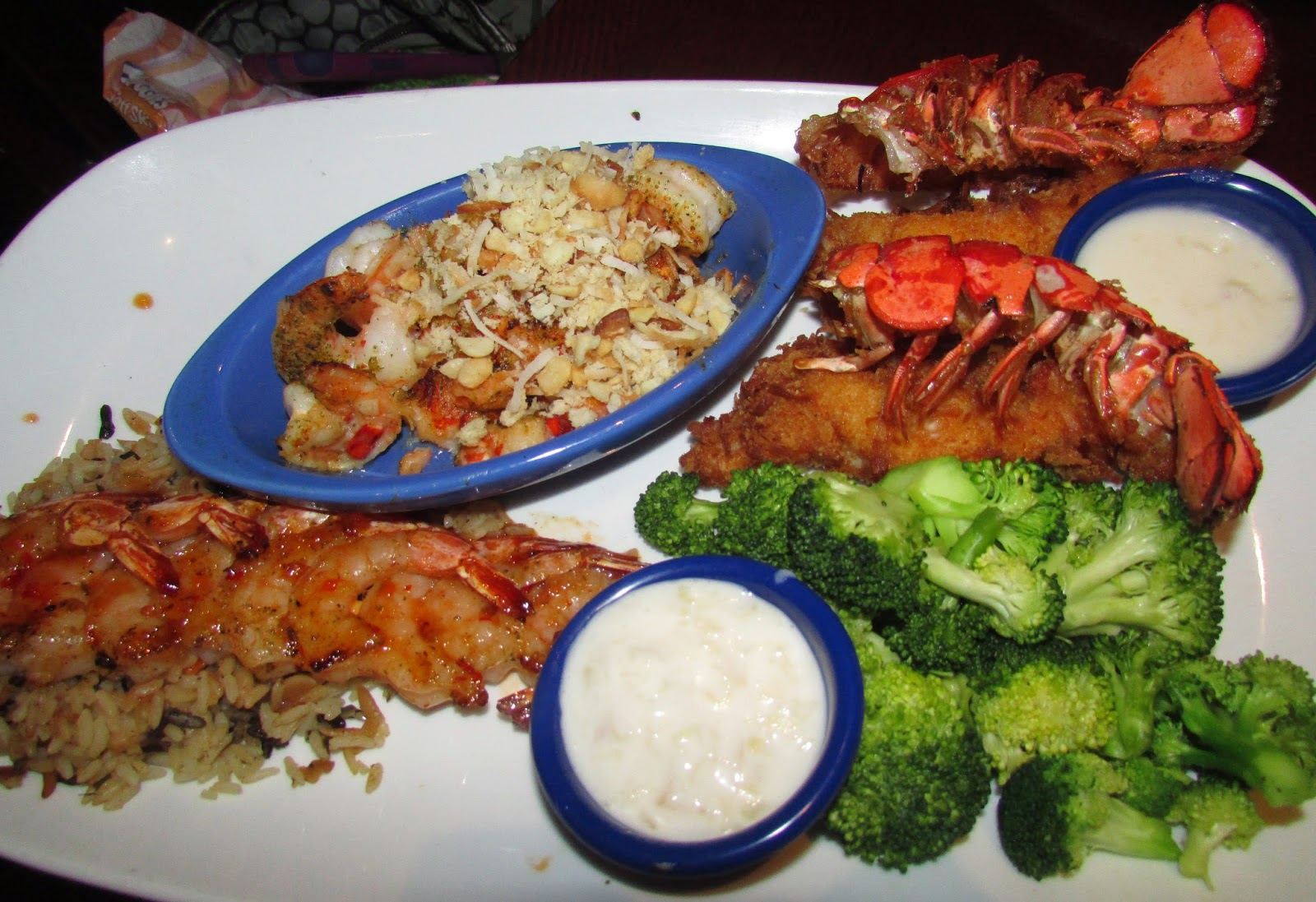 For the Love of Food: Red Lobster Lobsterfest Review and Baked Coconut ...