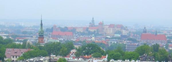 Kraków Majówka