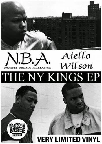 North Bronx Alliance & Aiello Wilson - The NY Kings EP