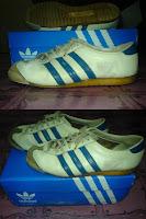 Kasut vtg Adidas ROM 60's