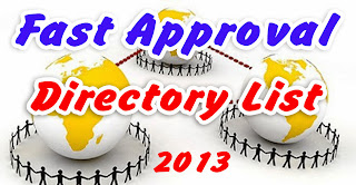 Fast Approval Directory Submission Site List November 2013