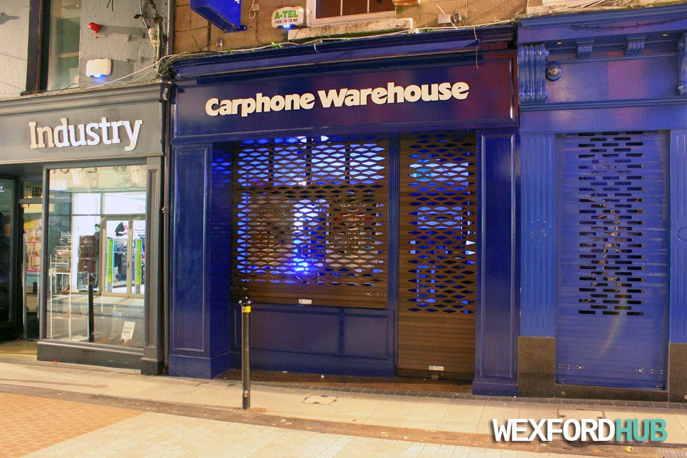 Carphone Warehouse, Wexford