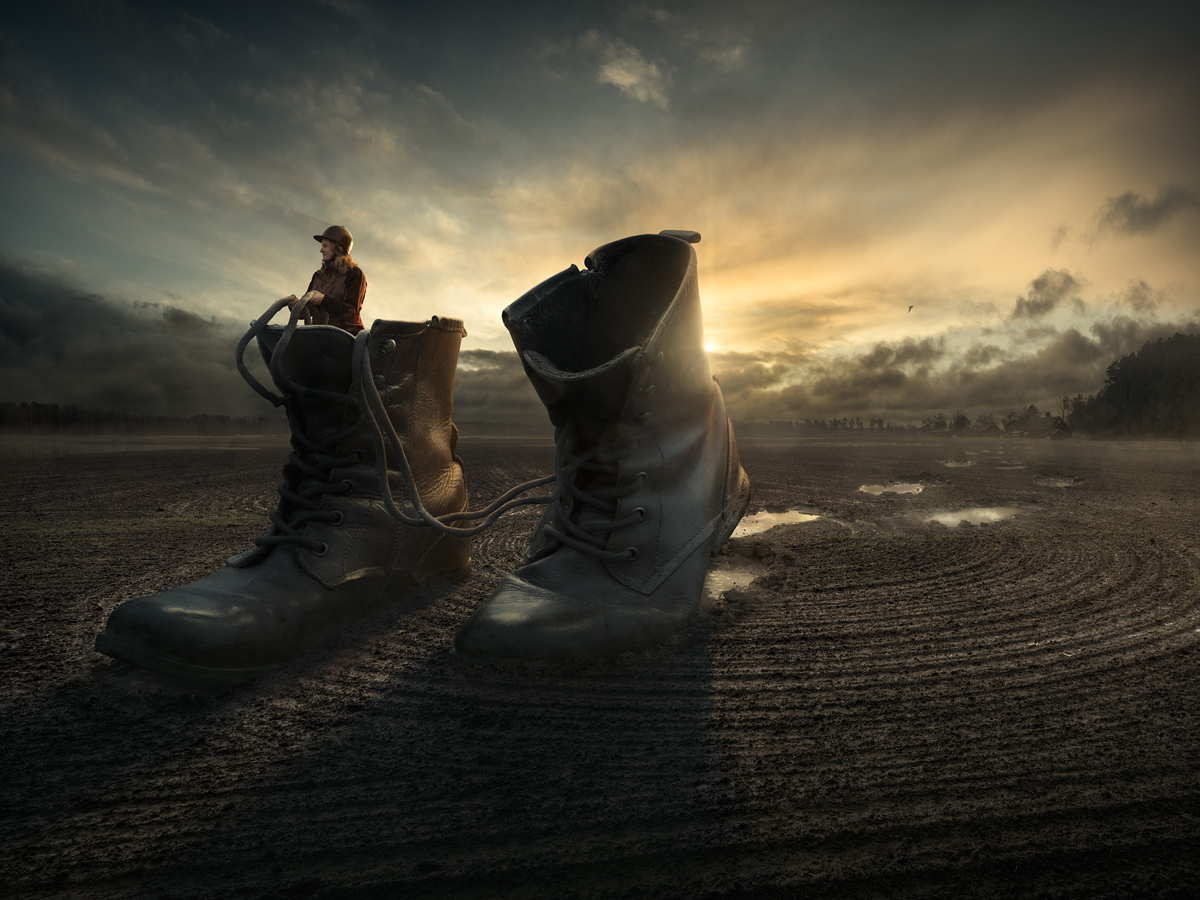 16-Walk-a-Way-Erik-Johansson-Photography-and-Photo-Manipulations-in-Surreal-Worlds
