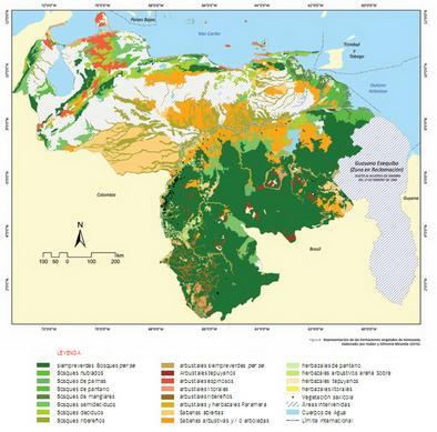 Sobre Ecosistemas y biomas
