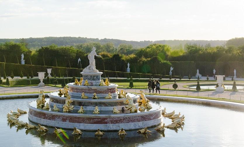 versailles-fontaine