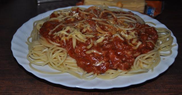 Najszybsze spaghetti!