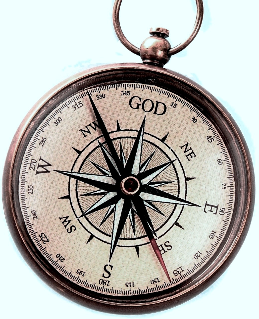 God is My Compass