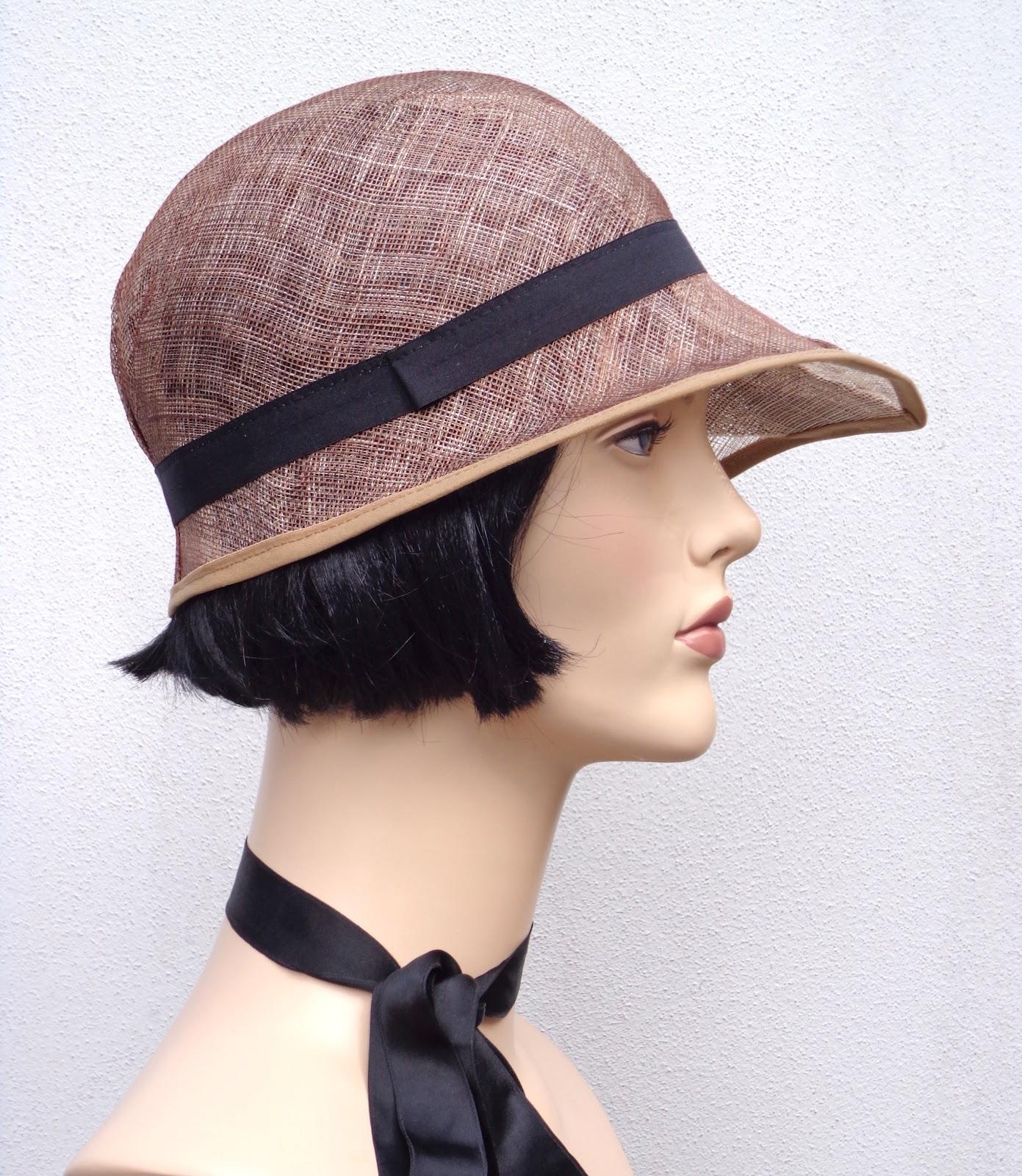 Cloche hats: summer edition (part 2)