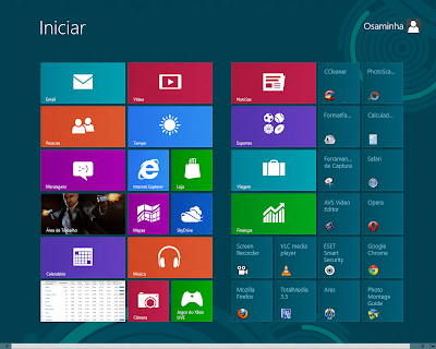 windows 8 versão final