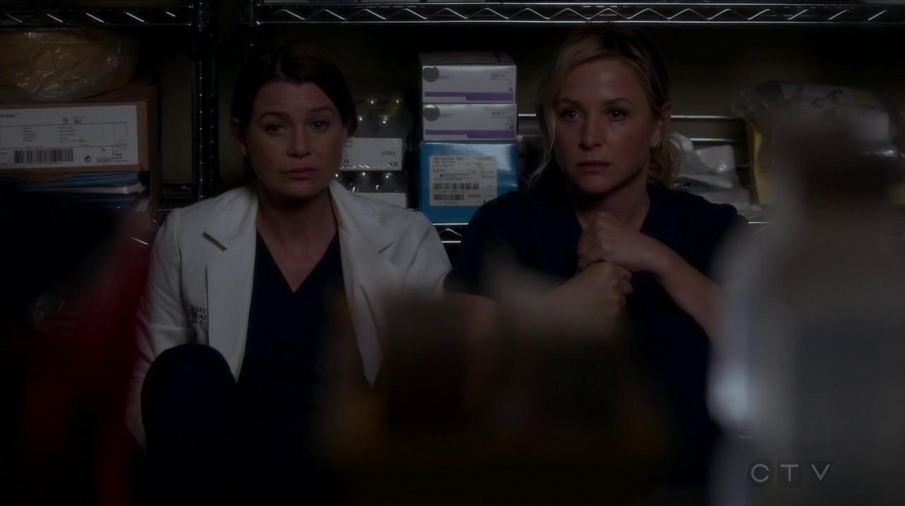 Grey's Anatomy 11x20