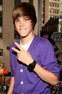 Ingressos para o show Justin Bieber - 2011
