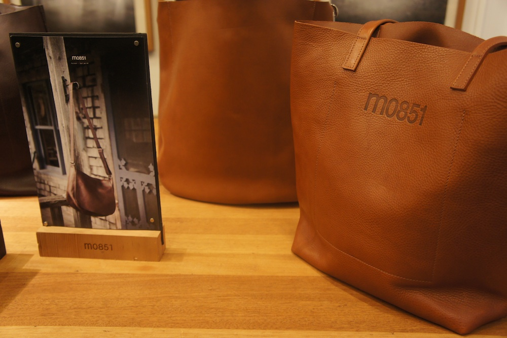 I had never heard of the brand but the smell of leather drew me in. I was  immediately impressed with the quality of the bags that lined the ramp as I  ... f639923cc033e