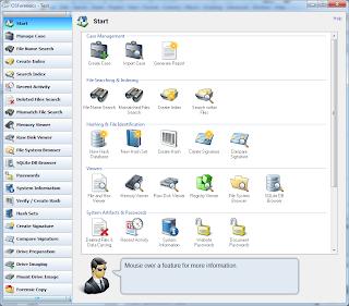 OSForensics Screenshot