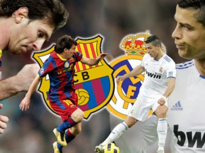 Barcelona vs Real Madrid