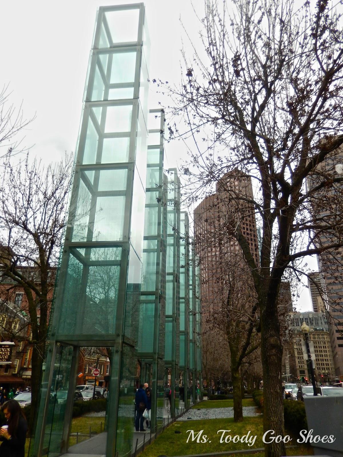 Boston  -- Ms. Toody Goo Shoes