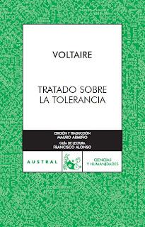 Tratado sobre la Tolerancia - Voltaire