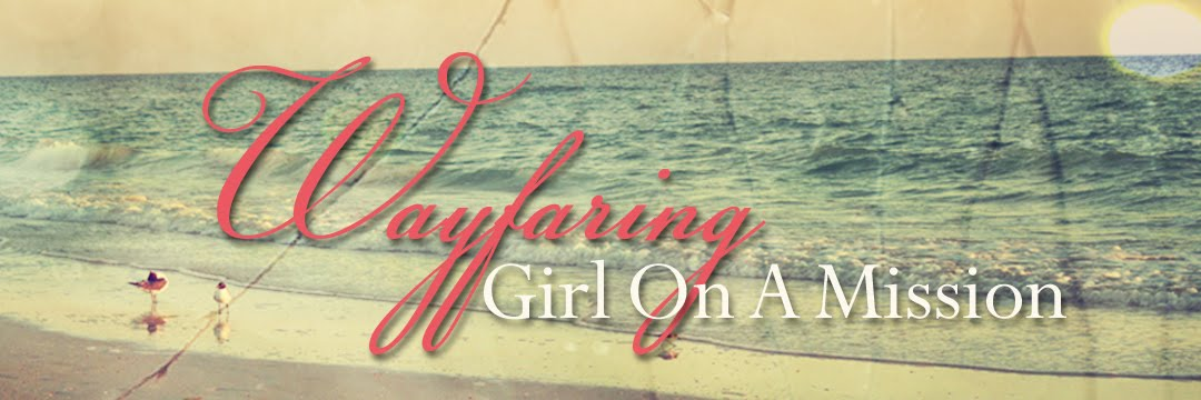 Wayfaring Girl On A Mission