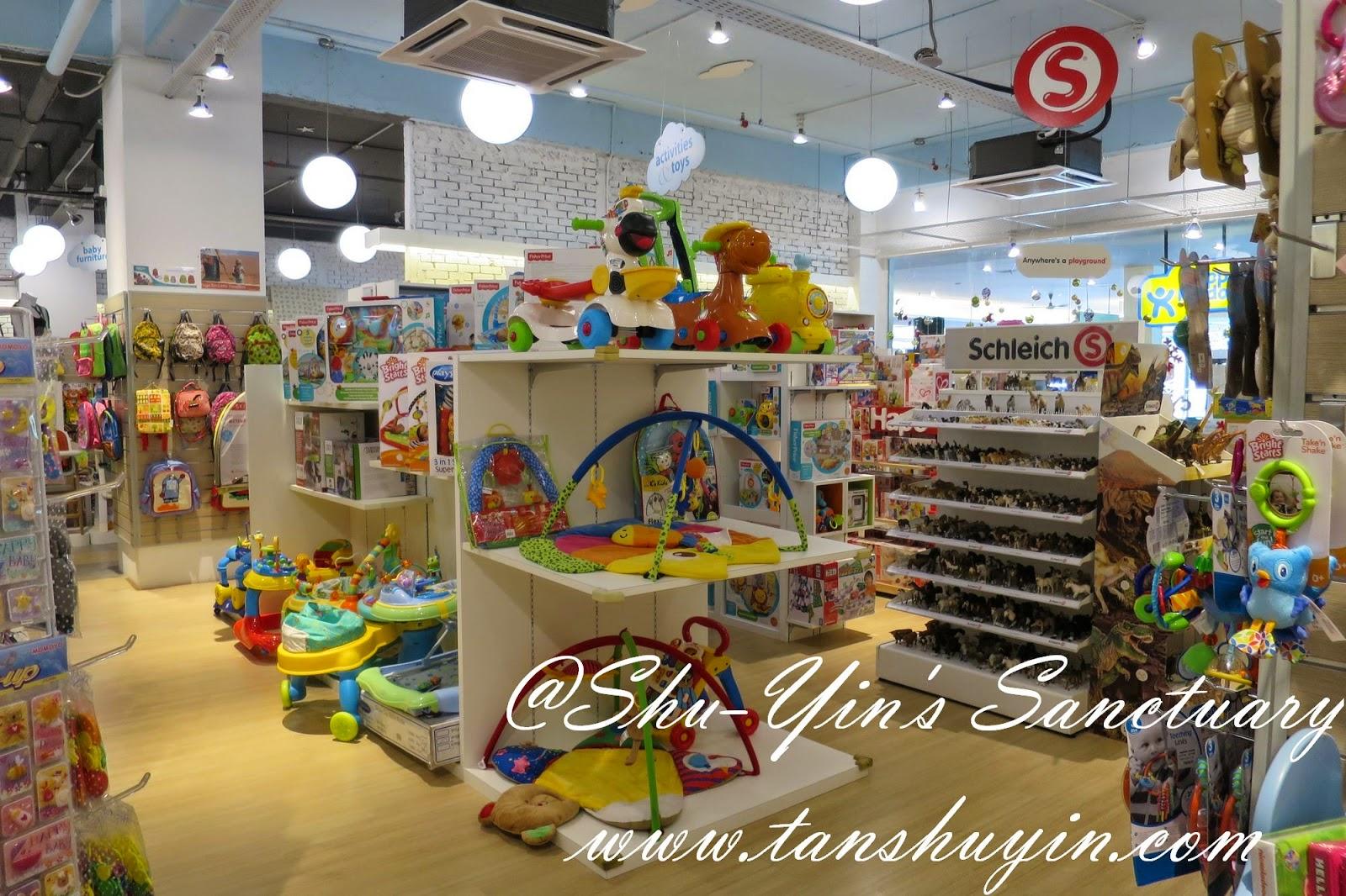 Shu-Yin\'s Sanctuary: Happikiddo - Mum\'s Favourite Shop