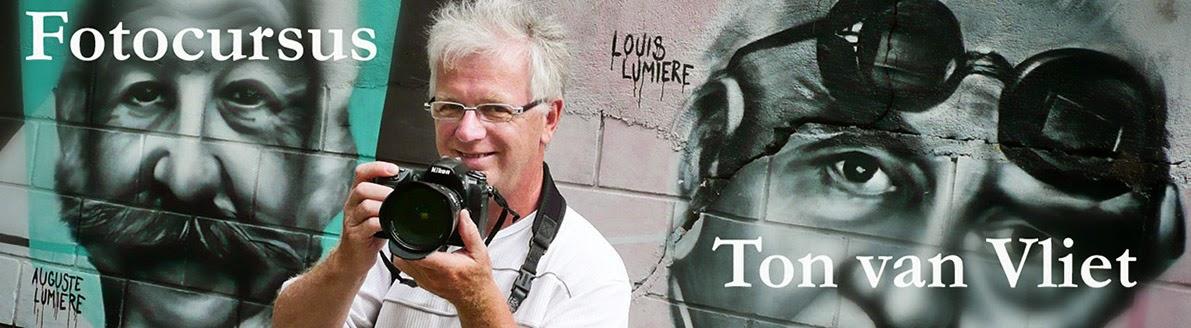 Fotocursus Ton van Vliet