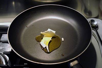 Pasta zucca e bottarga 3