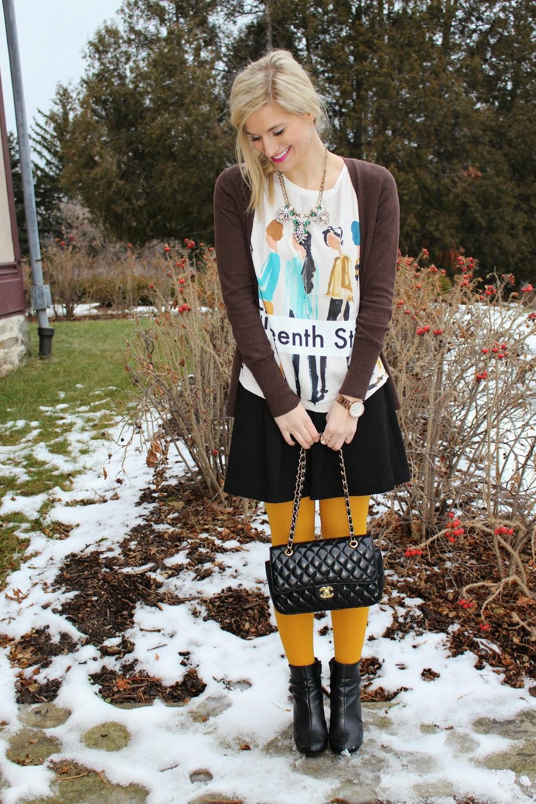 bijuleni - party skirt look
