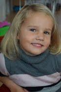 onze beauty van een kleindochter Dani