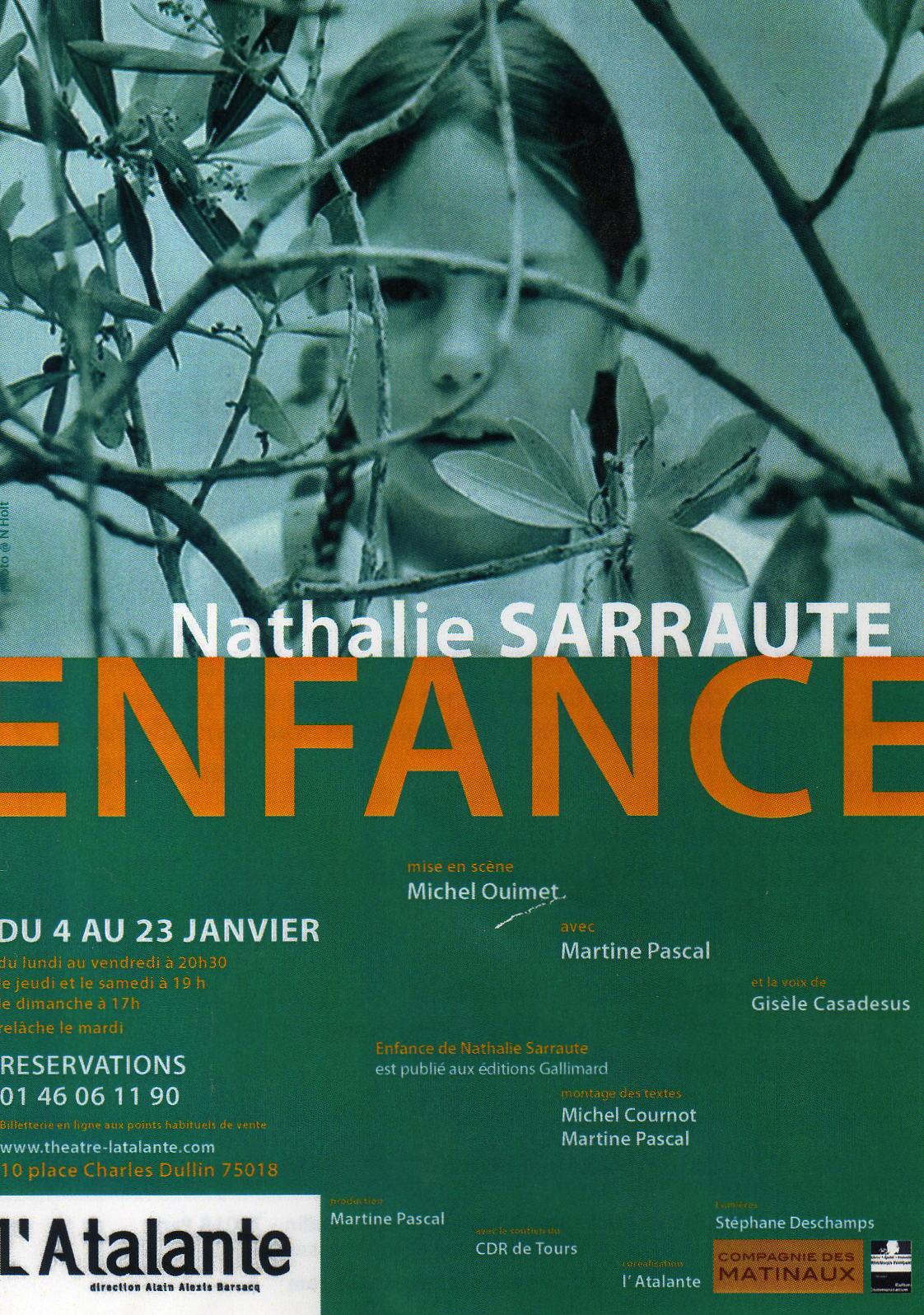 Nathalie sarraute childhood online jon renau wigs online