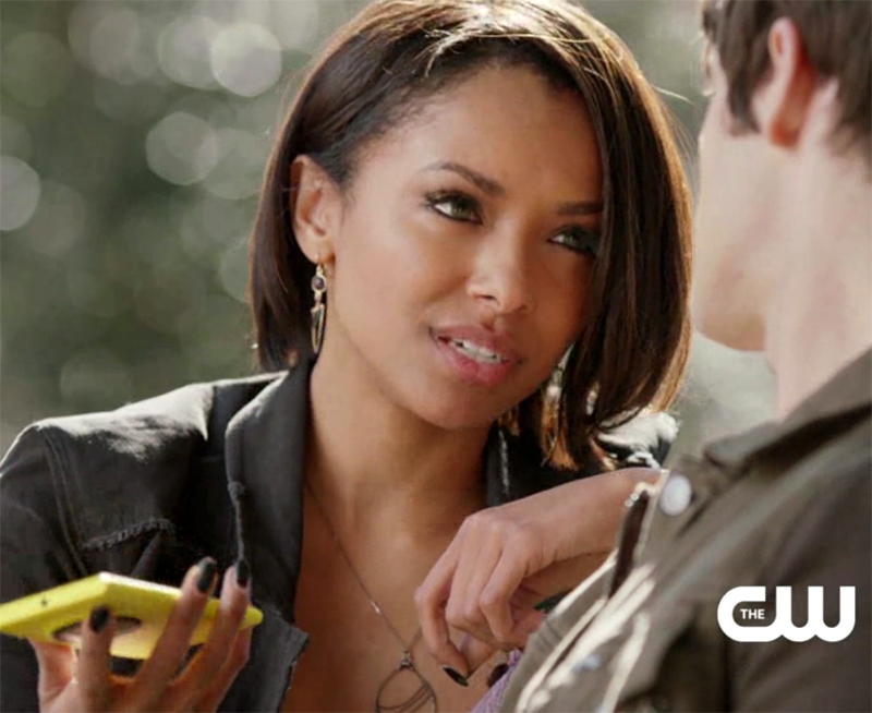 kat graham earrings the vampire diaries