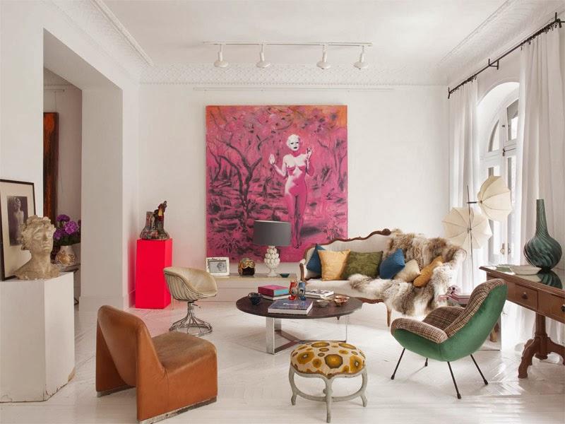 Natividad Sanchez. Interiorismo, decoración, diseño, muebles, moda...