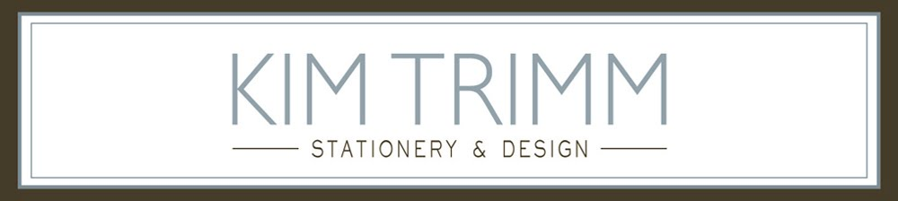 Kim Trimm Stationery & Design