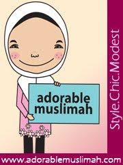 I'm Adorable Muslimah's Official Ambassador