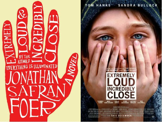 extremely loud and incredibly close characterisation Main character inventor dad dies in 9/11.