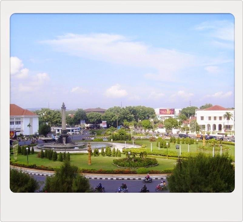 Tempat dan lokasi populer kota wisata semarang jawa tengah